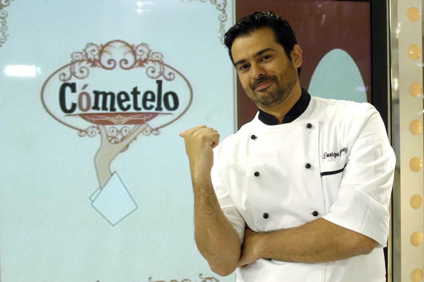 Chef Enrique Sánchez Premios Latino